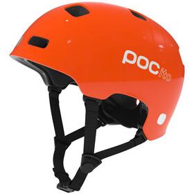 POC Crane Pocito Helmet Orange